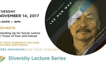 In the Community: Evansville Diversity Lecture Series