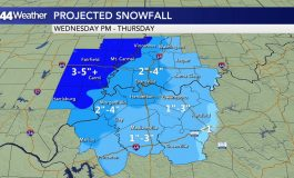 Early Winter Storm Set To Arrive This Evening