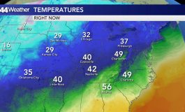 Are You Ready For The Arctic Air?