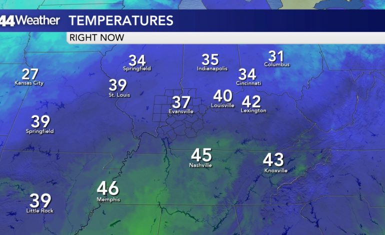 More Arctic Air With Two Chances Of Snow