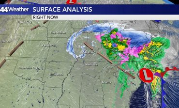 Winter Storm Brought Wide Ranging Effects To The Tri-State