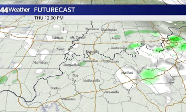 From Frigid to Mild...Rain Chances Increase