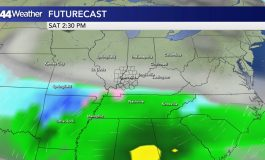 Below Average Temperatures...A Potential Winter Storm On The Horizon?