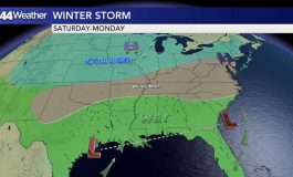 Front Brings Reinforcing Shot Of Cold...Weekend Winter Storm