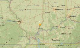 Earthquake Shakes Southeastern Illinois