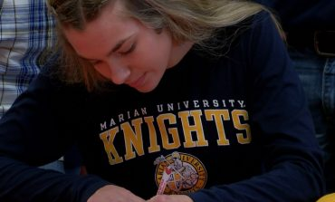Mater Dei's Elpers Joins Marian Family