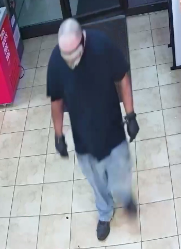 Evansville Police Need Help Identifying Robbery Suspect
