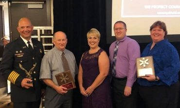 Evansville Fire Chief Receives Top Honor at Conference