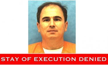 Death Row Inmate Eric Branch Set to be Executed in FL