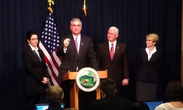 """Indiana Governor Eric Holcomb's is taking Hooiser's to the """"Next Level"""" in 2018"""