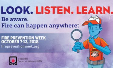 Safety Tips for National Fire Prevention Week
