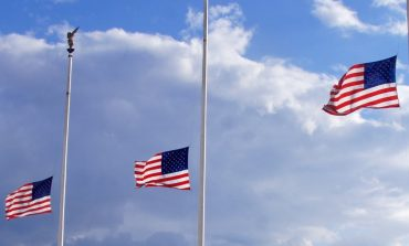 Flags At Half Staff For Tree Of Life Synagogue Victims