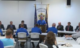 FOP Lodge #73 Holds Candidate Forum