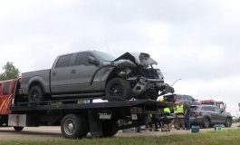 Intersection in Evansville Open Following Four Car Accident