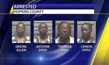Four People Arrested in Connection to Assault at Madisonville Gas Station