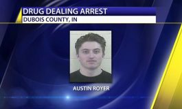 Second Suspect Arrested for Trafficking Marijuana in Dubois Co.