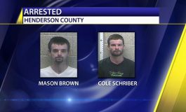 Two Henderson Men Face Kidnapping Charges After Victim Found Tied Up In Road