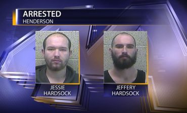 Three Henderson Men Charged In Connection With A Burglary Last Summer