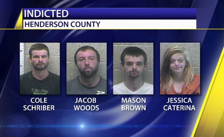 Four Indicted In Connection With Henderson Kidnapping That Left Man Naked, Bound