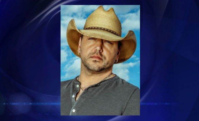 Jason Aldean to Perform at the Ford Center