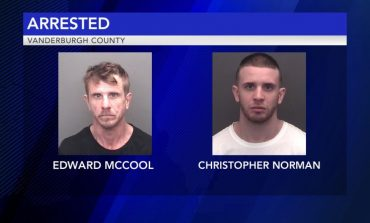 Pair Arrested Following Evansville Police Chase