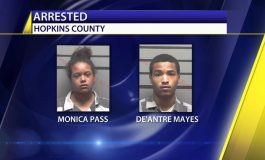 Madisonville Teens Arrested After Police Find Stolen Items From Reported Burglaries In The Area