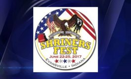 Pilots and Paragliders Practice For Shrinersfest Air Show