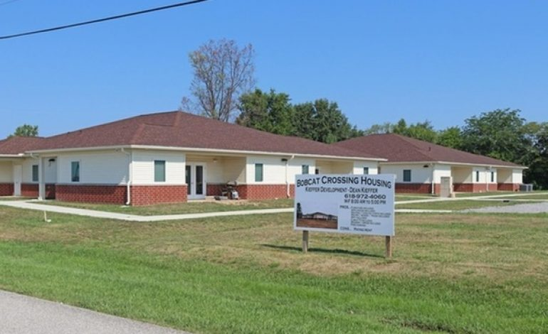 Construction Underway For Housing Complex At Frontier Community College