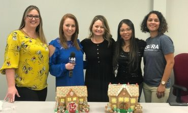 Aurora's Gingerbread House Competition Fights Homelessness