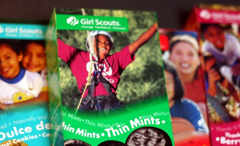 Learning Curve: Girl Scouts Launch Cookie Sale