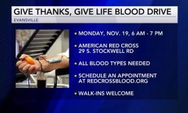 Inside The Community: Give Thanks, Give Life Blood Drive