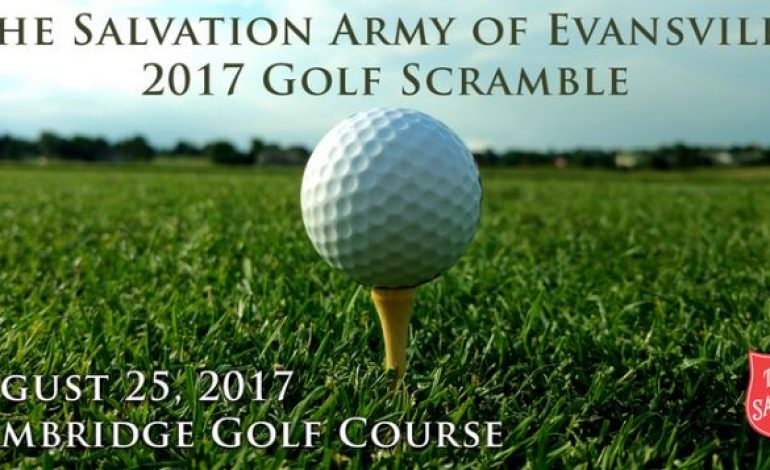 FOOOORE! Join the Golf Scramble this weekend!