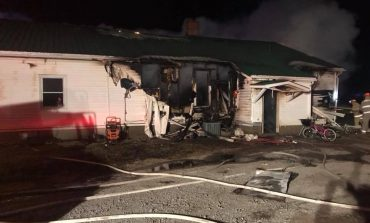 Overnight Fire Damages Southern Illinois Home