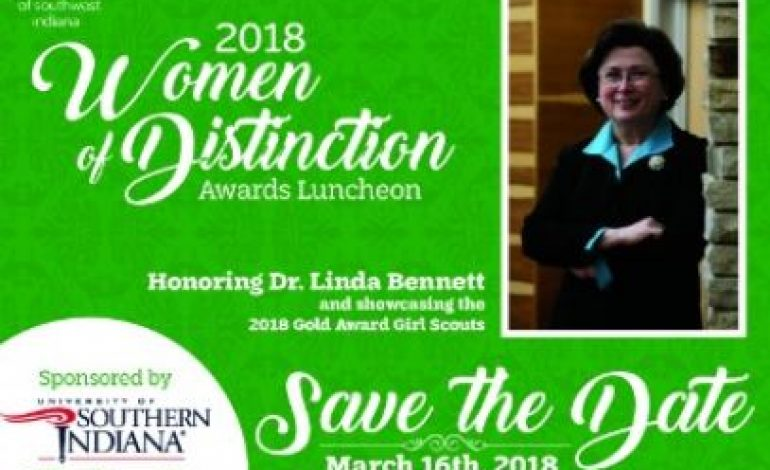 In the Community: Girl Scouts Women of Distinction Awards Luncheon