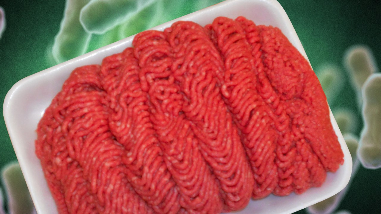 Ground Beef Recalled After E.coli Outbreak