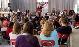 Harrison High School Hosts Candidates in Upcoming Election