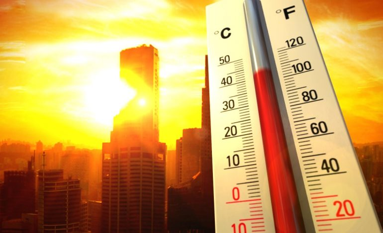 Hottest Weather of the Summer (So Far) with Dangerous Heat All Week