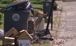 Heavy Trash Collection Begins In Evansville