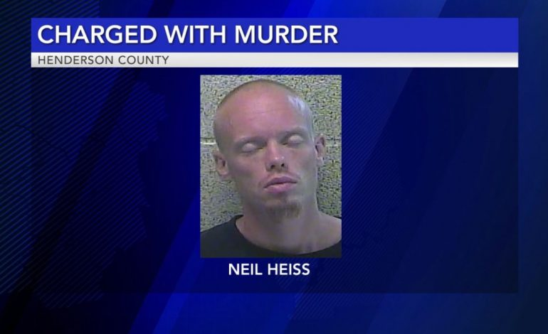 Henderson Man Charged With Murder Following Body Discovered in Evansville