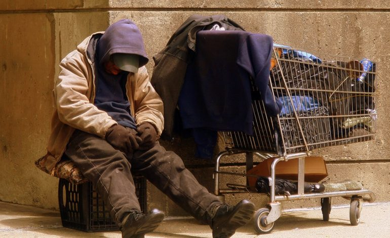 Number of Homeless in Indiana Decreasing