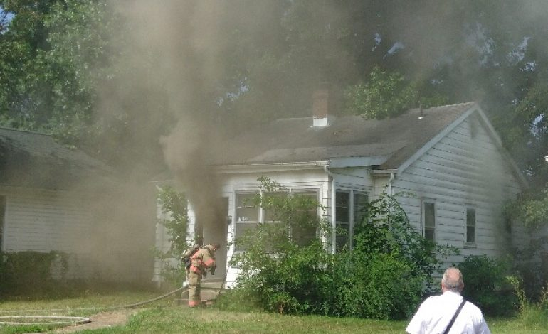 Investigators Looking into the Cause of House Fire in Evansville