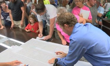 Community Chimes In On Huntingburg Storm Water Drainage Issue