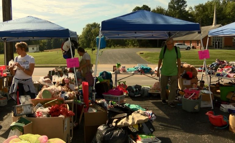 200-Mile Yard Sale Offers Bargains, Unique Finds All Weekend