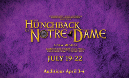 Sneak Peek: The Hunchback of Notre Dame