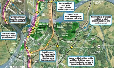 Three Corridor Contenders Left In I-69 Ohio River Crossing