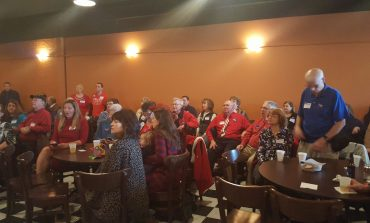 Vanderburgh County GOP Hosts Live Viewing Of Inauguration Ceremony