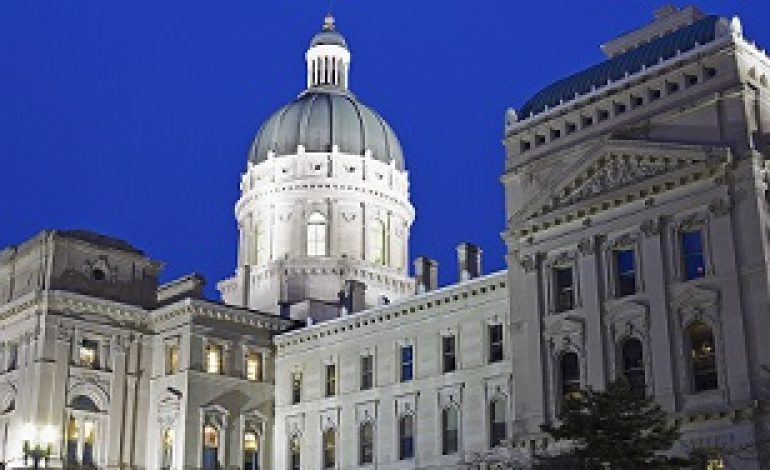 Indiana Governor Calls For General Assembly Special Session In May