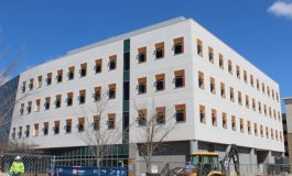 Progress Moving Along On New Medical Facility In Downtown Evansville