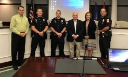 Jasper Officers Honored for Heroism After Rescuing Accident Victim