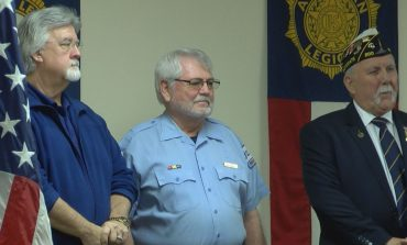 Boonville EMS Worker Honored